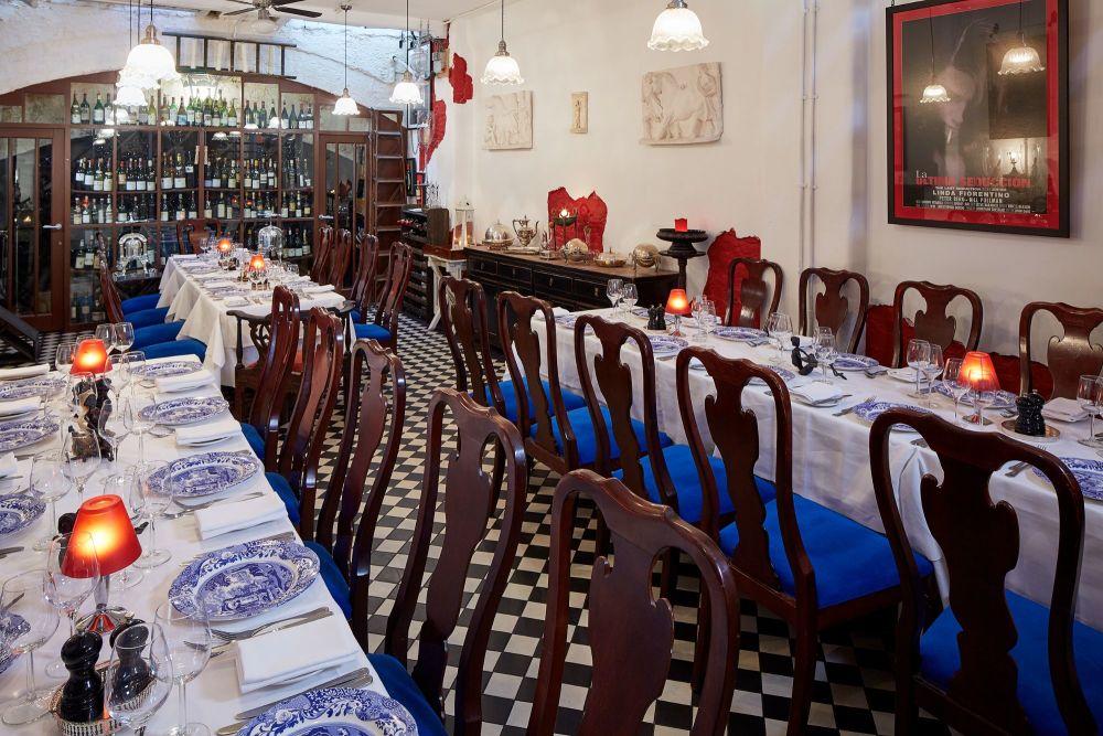 Private Restaurant Hire London
