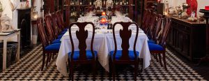 Private Restaurant Hire London